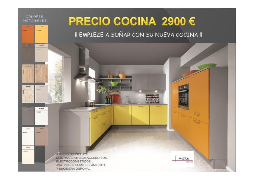 Pretty Oferta Muebles Cocina Images >> Banos Y Cocinas Griferia ...