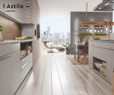 reforma de cocina en Zaragoza Astilo