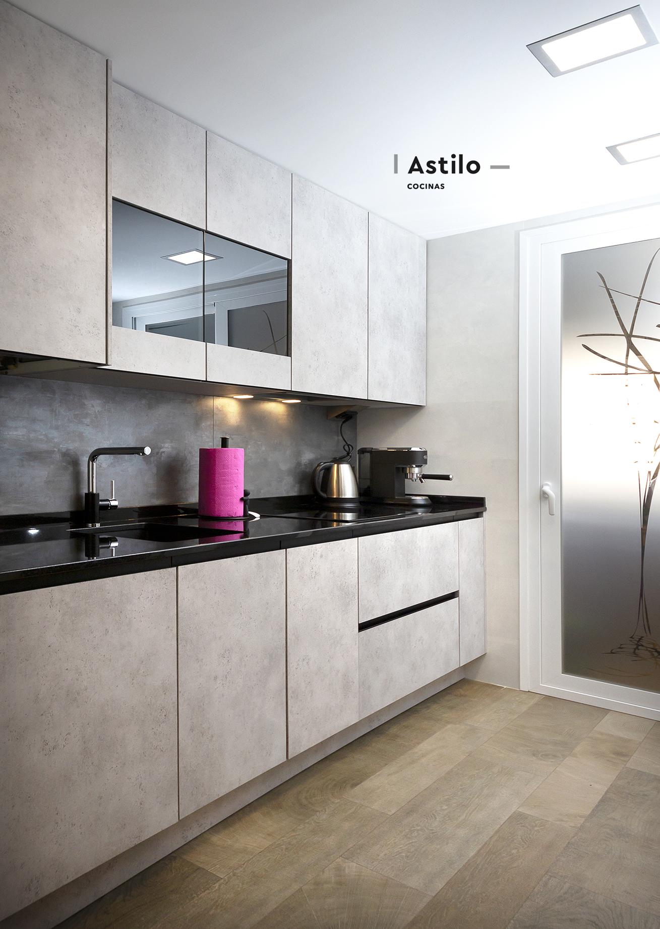 Cocinas Ambiente Rústico - Muebles Cocina Zaragoza