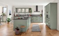 Tendencias cocina 2020 - verde naturaleza
