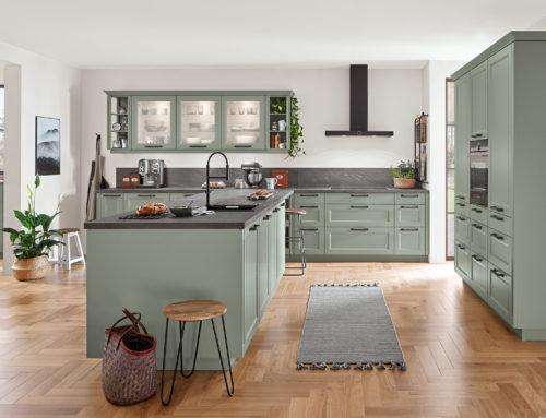 Nuevas tendencias en mobiliario de cocina 2020