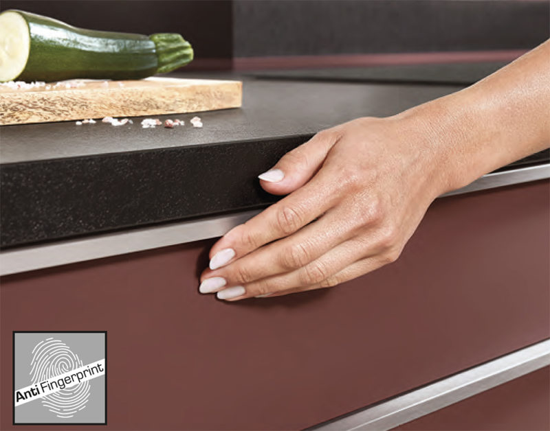 Tendencias cocina 2020 - material antihuellas