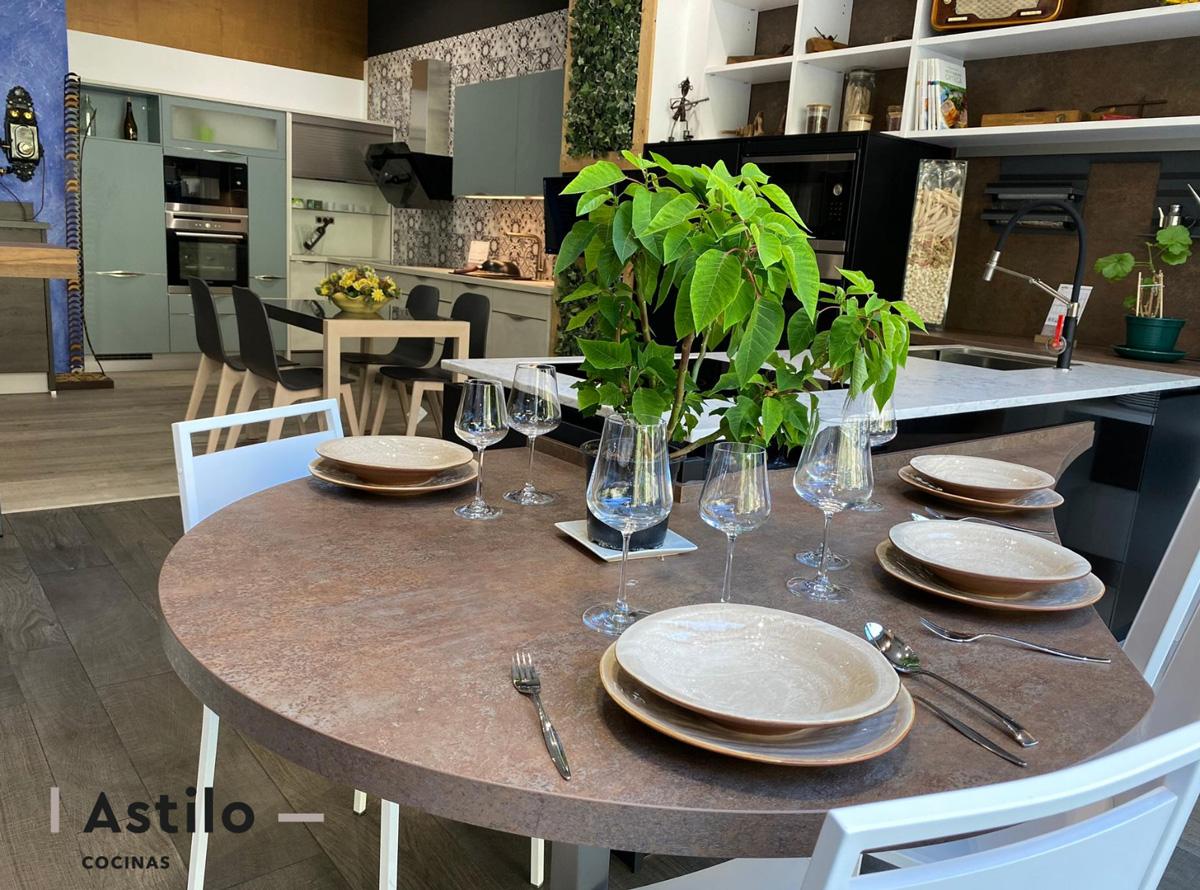 exposición muebles cocinas zaragoza